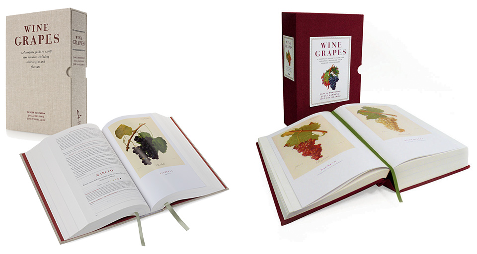 WineGrapes UK + US Editions